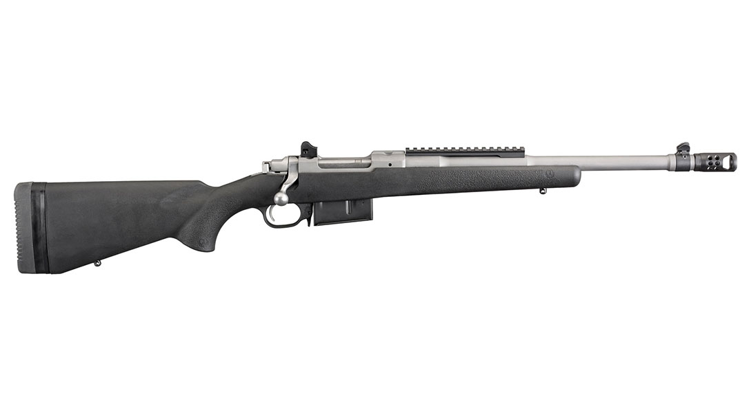 Ruger Scout Rifle right profile