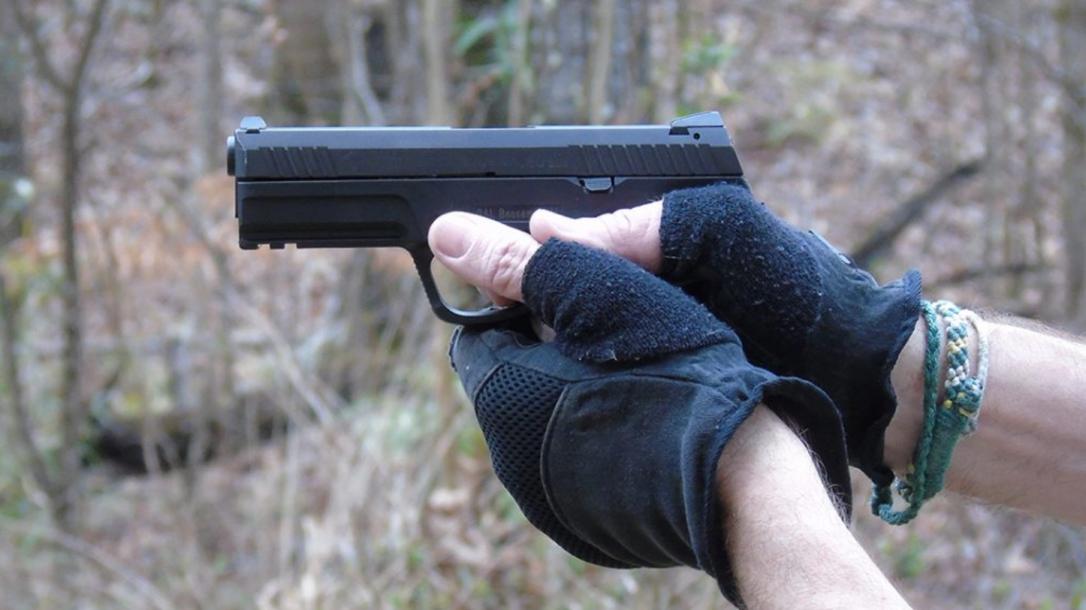 small arms survey steyr l40-a1 pistol
