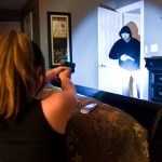 washington teen home intruder bedroom