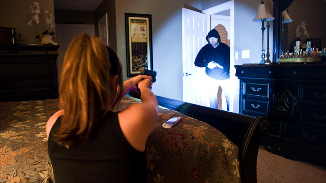 washington teen home intruder bedroom