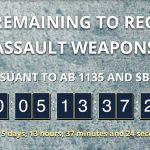 bullet button countdown clock