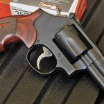 Smith & Wesson Performance Center Model 19 Carry Comp Revolver .357 Magnum