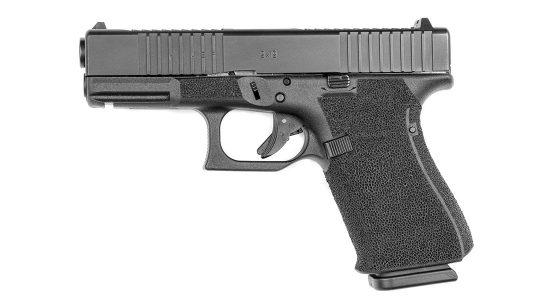 ATEi A9 Glock 19 pistol left profile