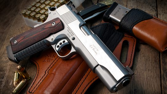 Ed Brown Classic Custom 1911 pistol beauty