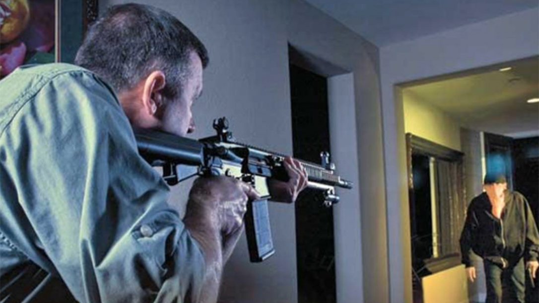 hawaii ar-15 rifle home invasion