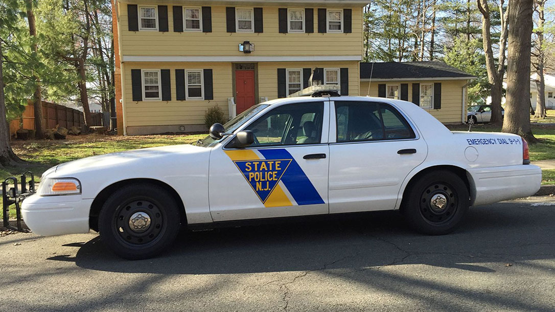 new jersey state police car army veteran