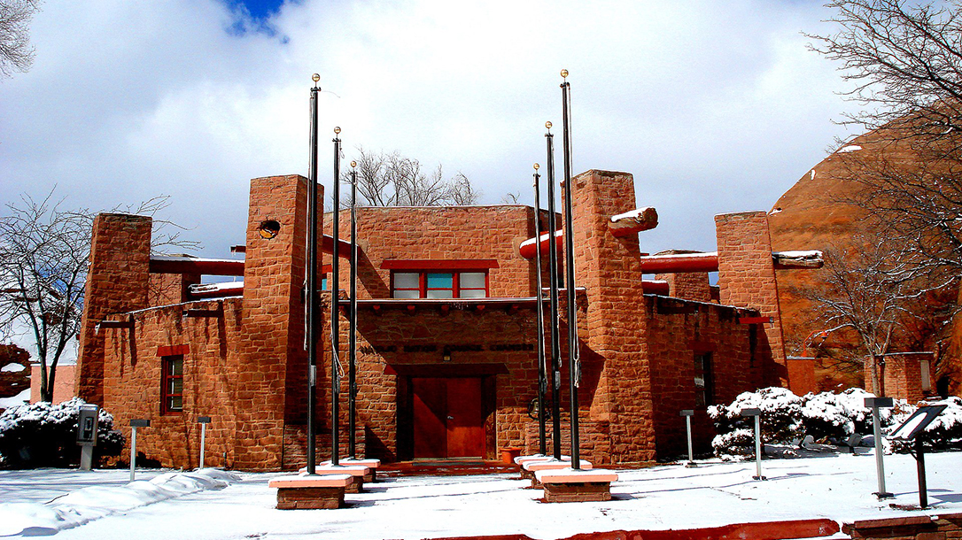 navajo nation council chamber