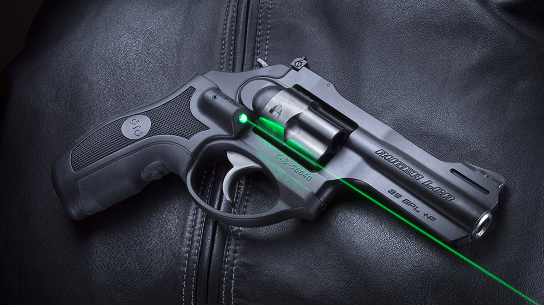 Gun Review: The 3-Inch-Barreled Ruger LCRx  38 Special Revolver