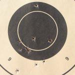 ruger lcrx revolver target