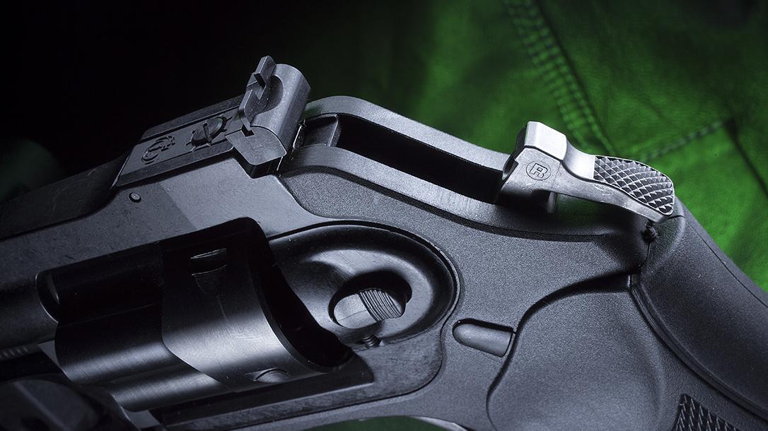 ruger lcrx revolver hammer