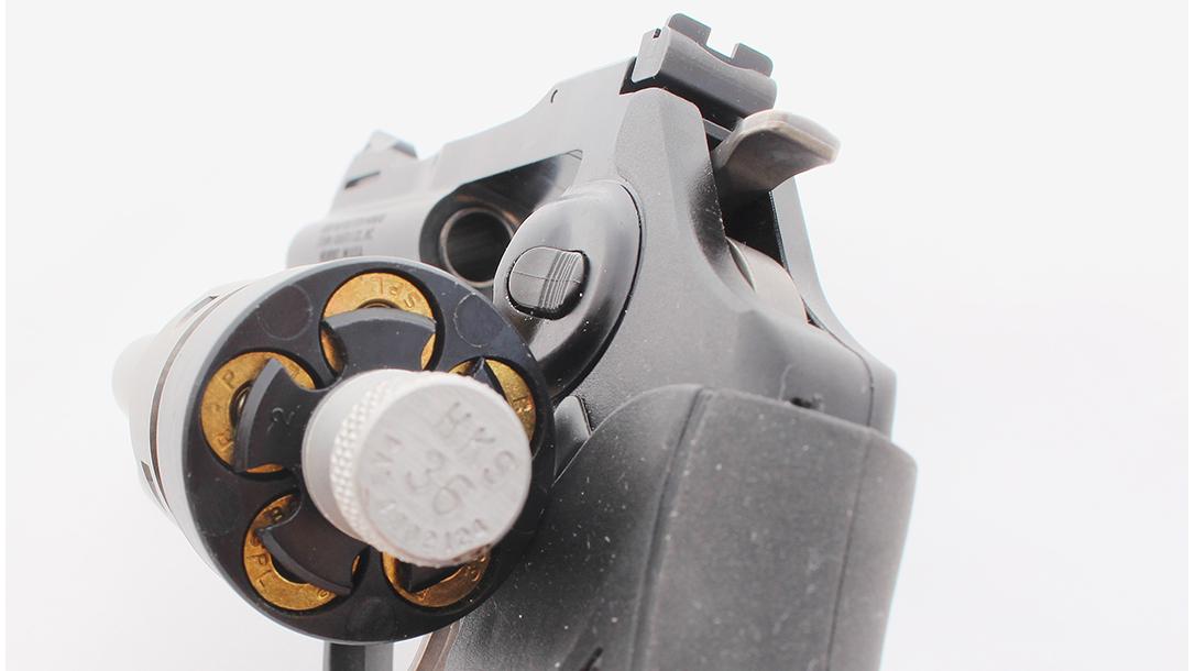 ruger lcrx revolver reload
