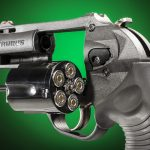 Taurus Polymer Protector DT revolver cylinder