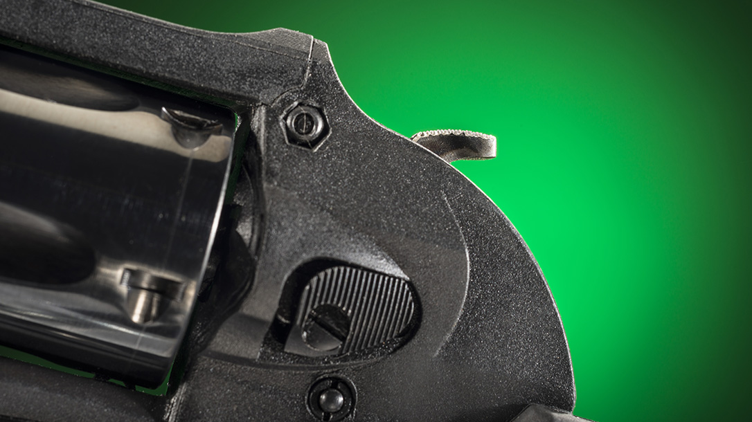 Taurus Polymer Protector DT revolver hammer