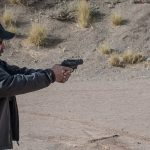 Taurus Polymer Protector DT revolver shooting