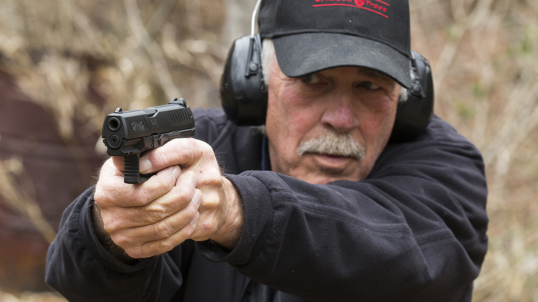 sig p365 walther ppq sc pistol shooting