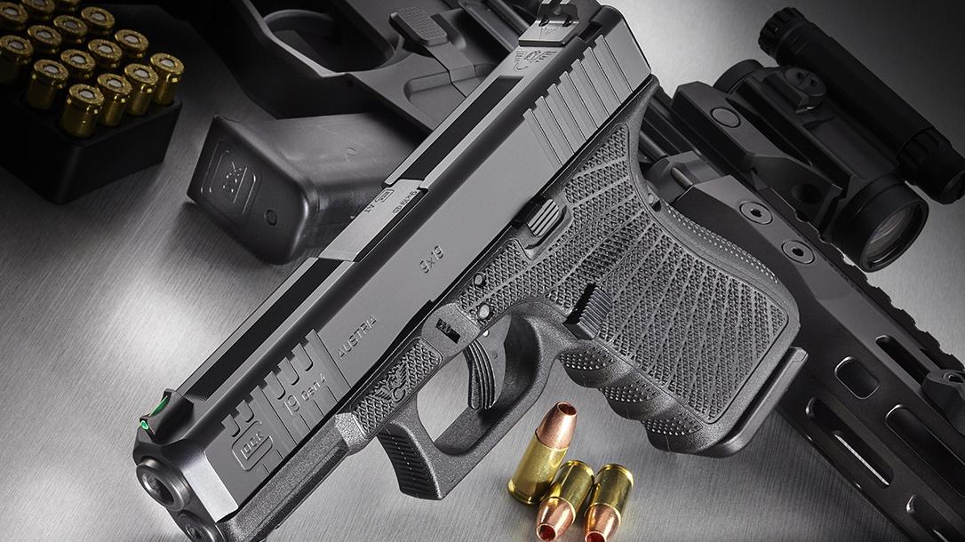 Wilson Combat Glock 19 Gen4 pistol beauty