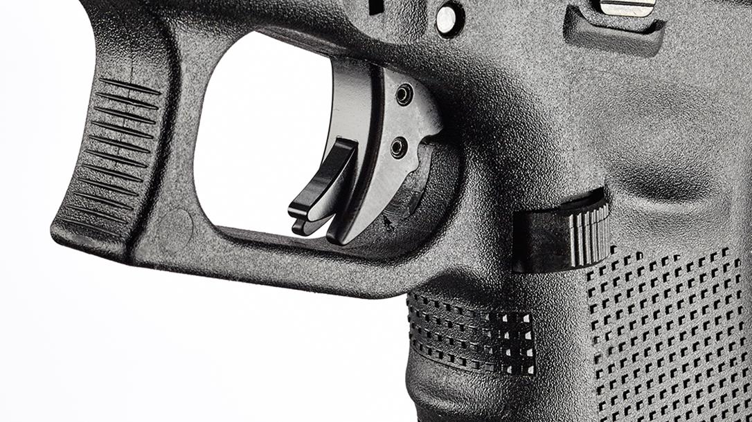 Wilson Combat Glock 19 Gen4 pistol trigger