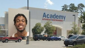 academy sports manager gun thief