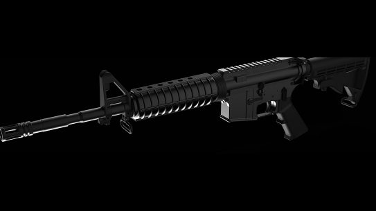 defense distributed ar-15 rifle