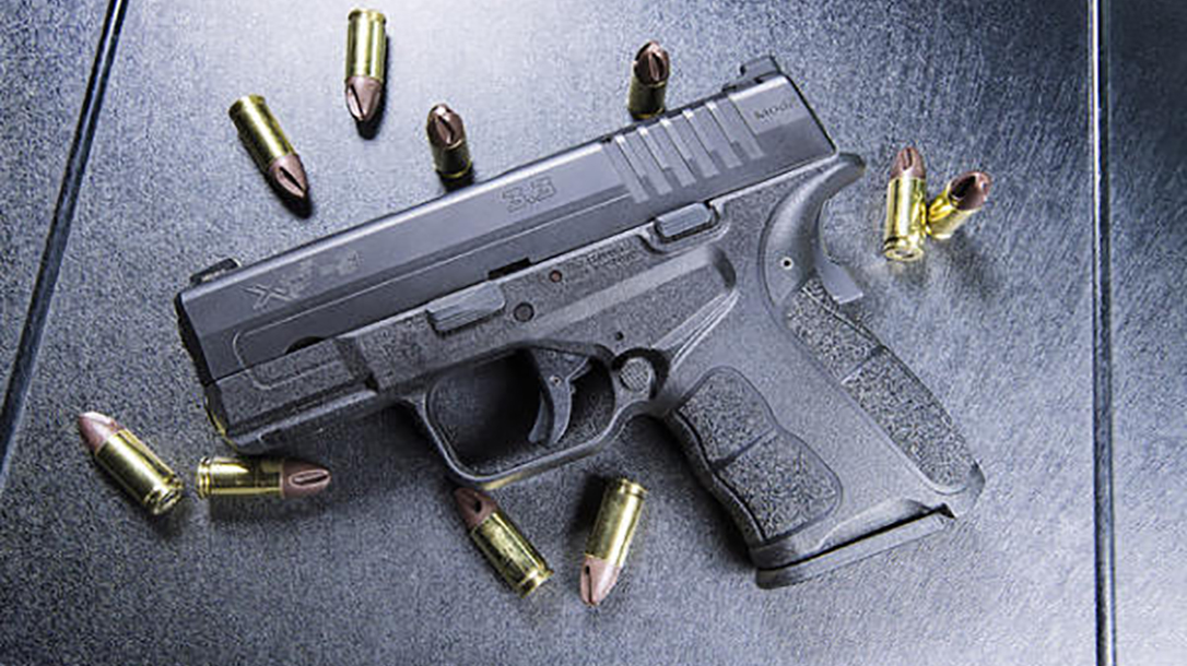 springfield xd-s mod.2 9mm pistol