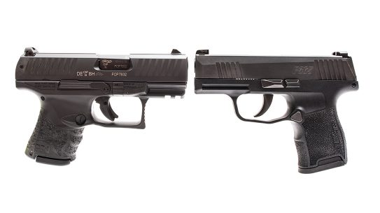 sig p365 walther ppq sc pistols
