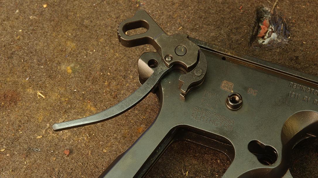 1911 trigger hammer sear