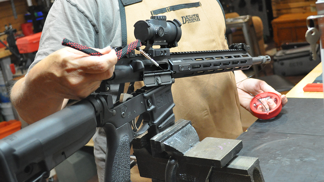 How to Clean An AR-15 Barrel