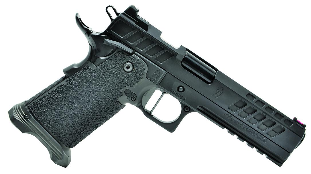 full size handguns, Atlas Gunworks Titan Operator