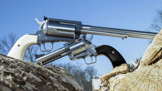 Big-Bore Revolvers, magnum research, BFG