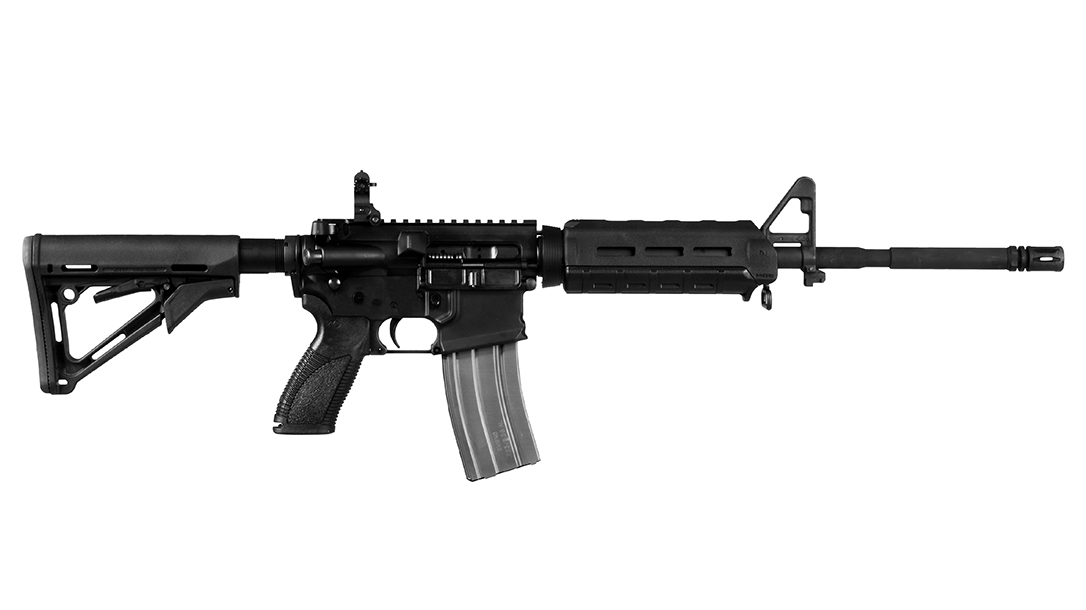 2018 rifles, Caracal CAR814 A2