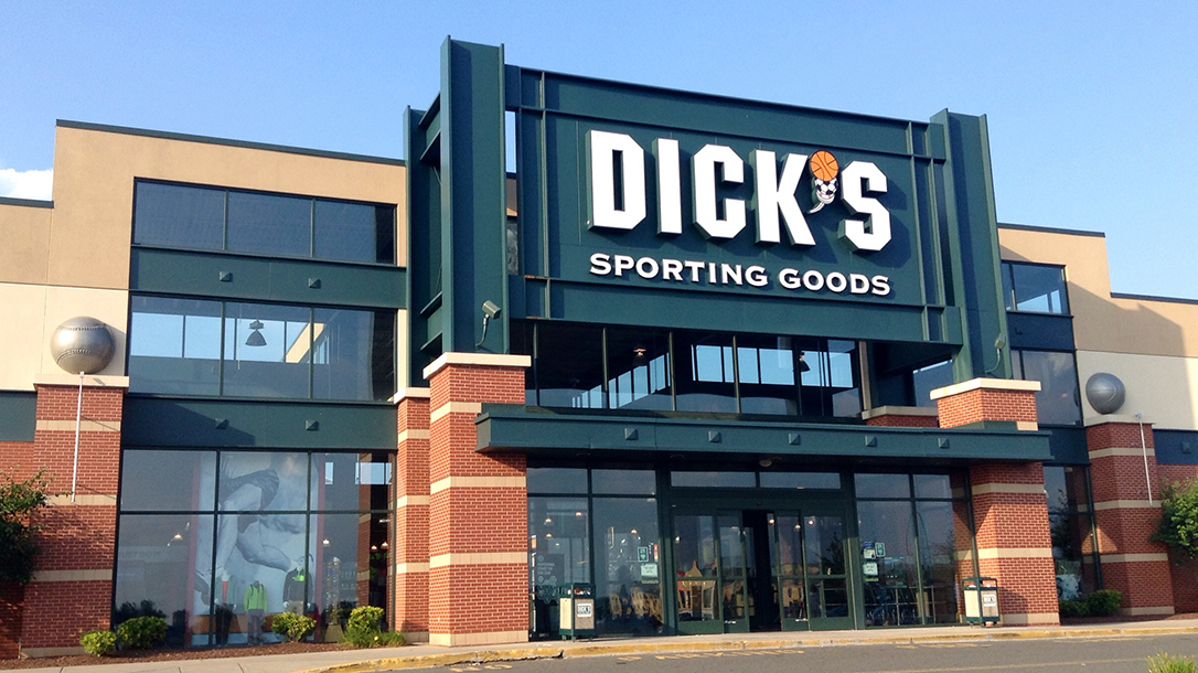 Dick's Sporting Goods, gun policies, Ed Stack