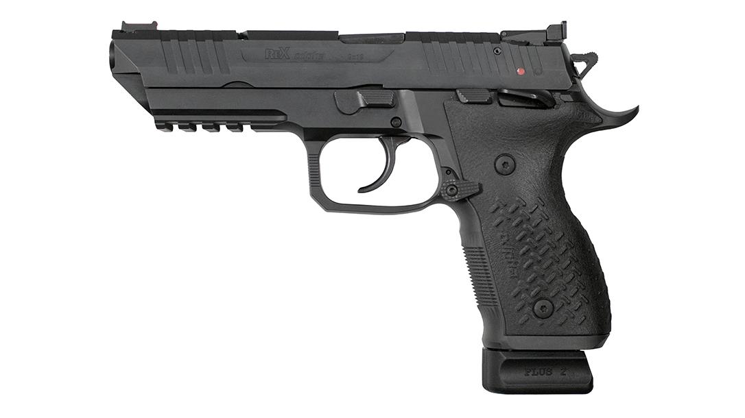 full size handguns, FIME Rex Alpha 9