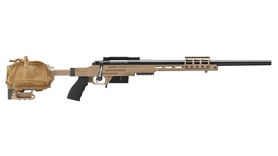 2018 rifles, Kimber Advanced Tactical SOC II (SG)