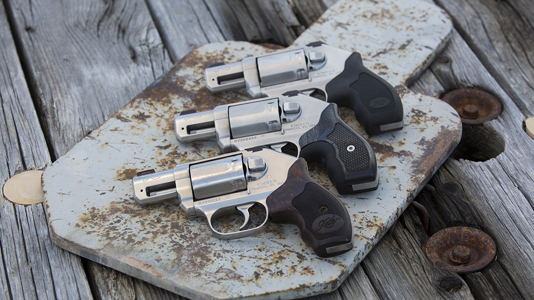 new female shooters kimber k6s revolver