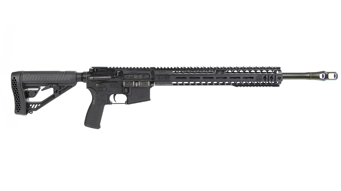 2018 rifles, Radical Firearms FR20-450BUSH-15FHR