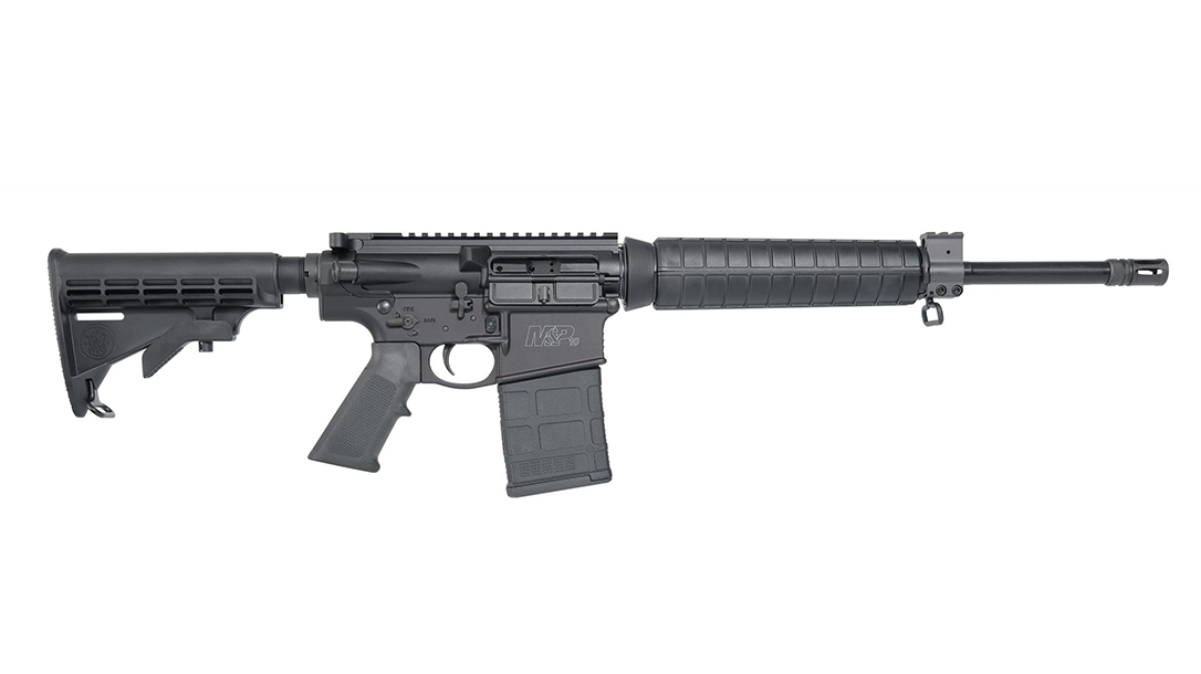2018 rifles, Smith & Wesson M&P10 Sport Optics Ready