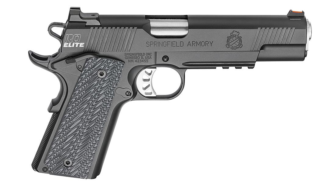 full size handguns, Springfield RO Elite Operator