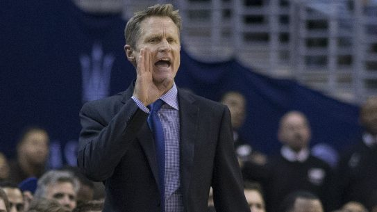 Steve Kerr, Golden State, NRA, Gun Law Tweet