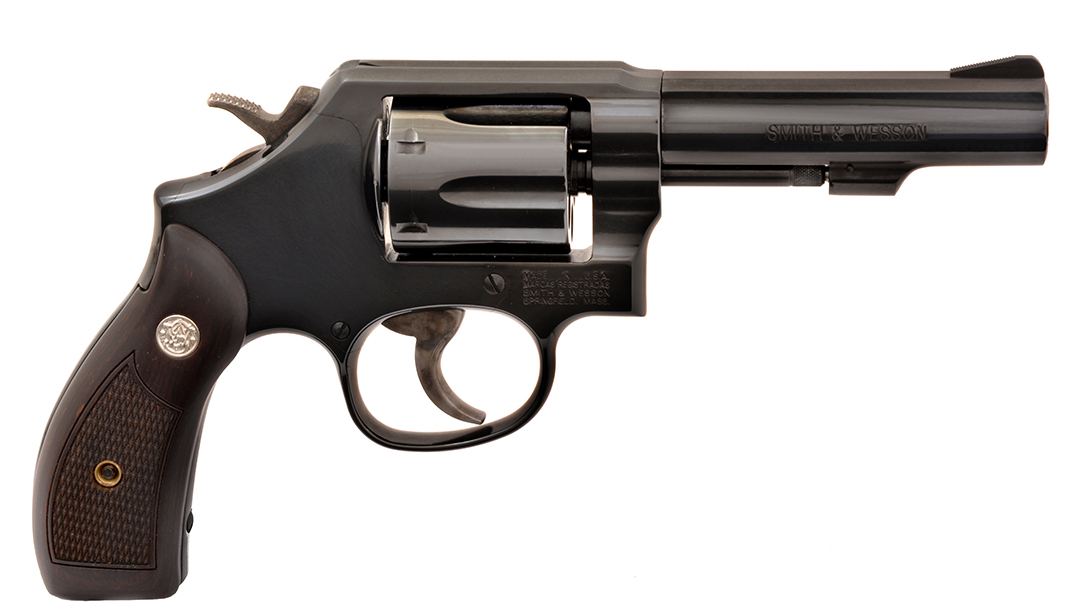 Smith & Wesson vs. Colt, Smith & Wesson Model 10, revolvers