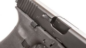 tangodown Vickers Tactical Glock Gen5 Slide Stop right angle