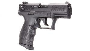 Walther P22 FDE semi-auto pistol