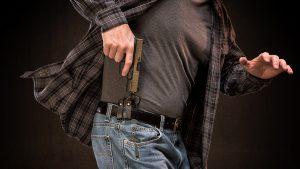 Massachusetts Concealed Carry Cab Driver, kills suspects, handgun draw