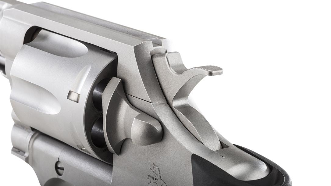 Colt Cobra Revolver, Range Test, Gun Review, hammer