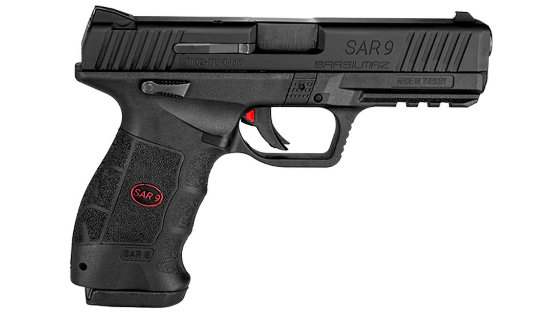 full size handguns, SAR USA SR9