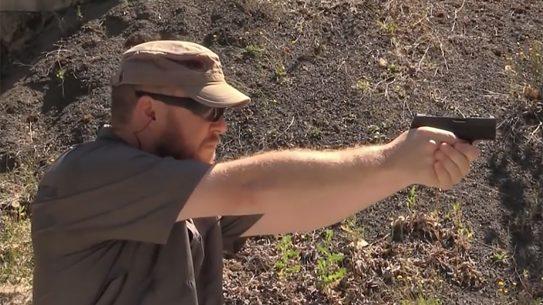 Steyr S9-A1 pistol