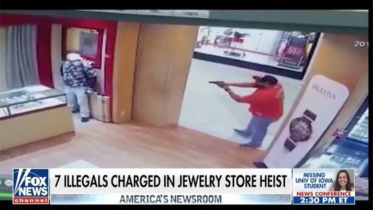 texas mall robbery