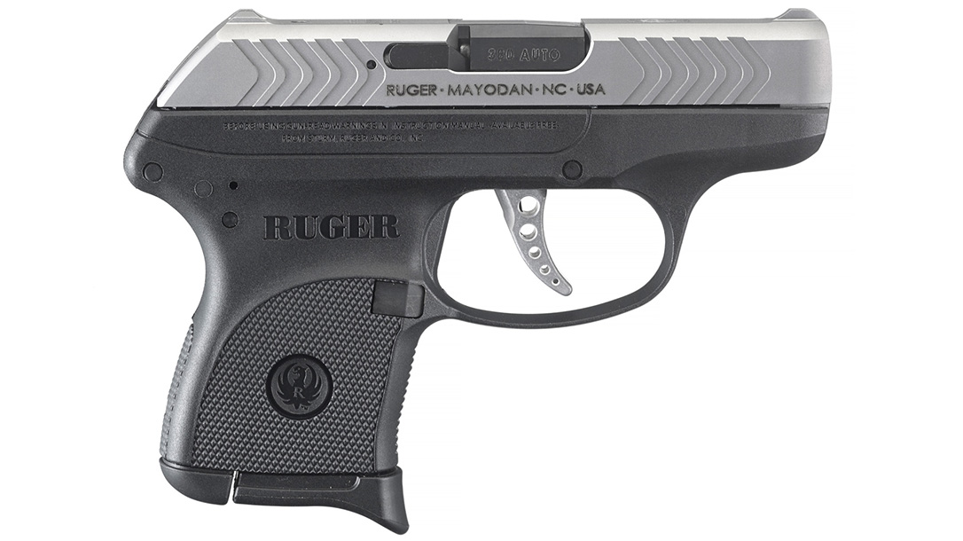 Ruger Limited Edition LCP, right side