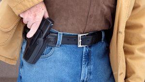 Levi Strauss, anti gun, Chip Bergh