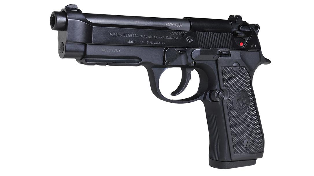 9mm handguns, Beretta 92A1
