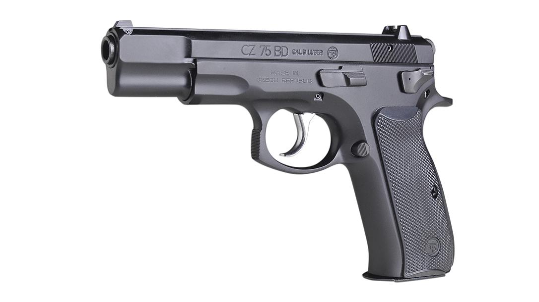 9mm handguns, CZ 75 BD